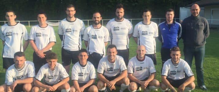 Match de préparation de la sélection départemental Foot