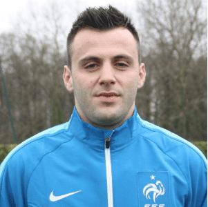 Nouvelle sélection en équipe de France de Dimitri SEGUE