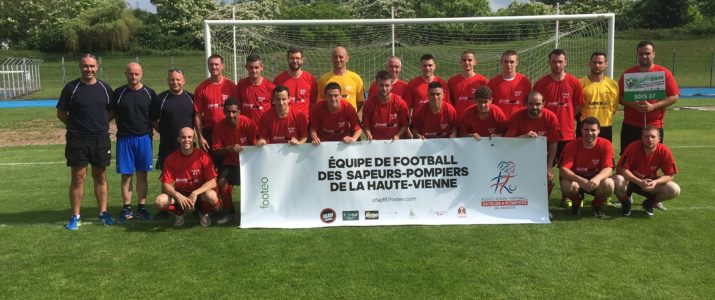 Championnat de France Foot  Match : 1