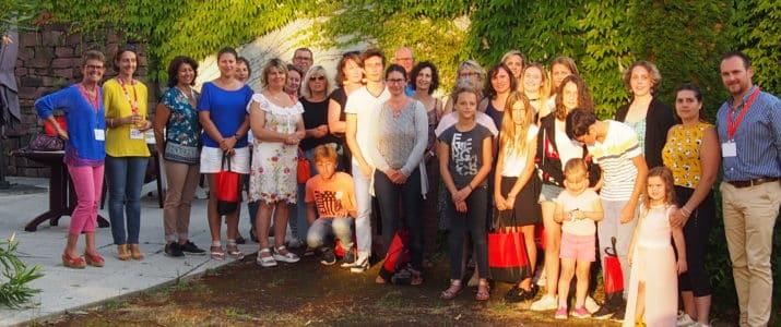 Rassemblement familles pupilles de la région Aquitaine Limousin