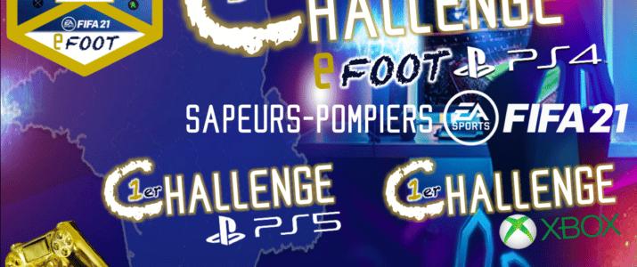 Challenge e-FOOT Sapeurs-Pompiers FIFA 2021 – AFSPF
